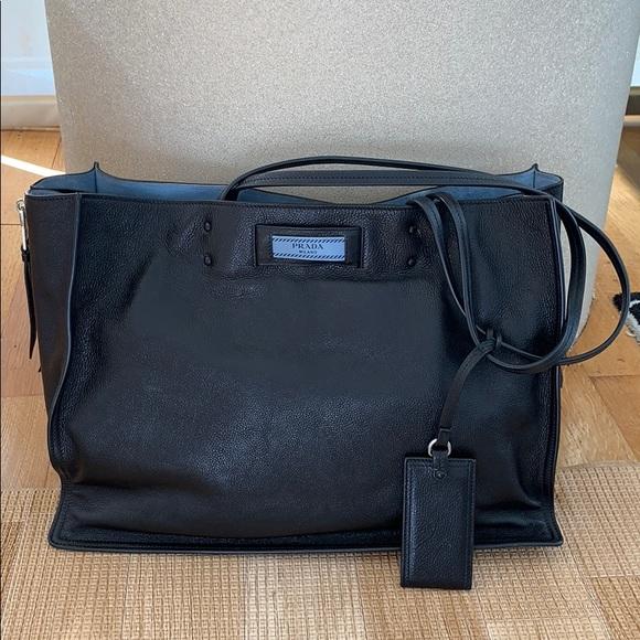 80dcee85ffdfd1 Prada Etiquette Bag, tote bag. M_5bd1dc62194dadea403d3f74